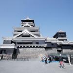 「復興のシンボル」、熊本城天守閣が復旧