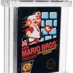 米競売で「スーパーマリオ」、7300万円で落札