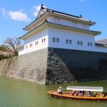 「歴史文化に親しんで」、遊覧船「葵舟」運航