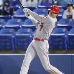 エンゼルスの大谷翔平、通算50号本塁打を記録
