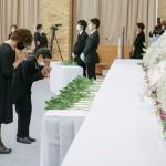 熊本地震5年追悼式、「元気な姿 取り戻す」