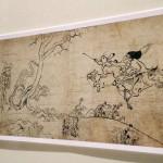 東京国立博物館「国宝 鳥獣戯画のすべて」展