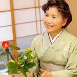 万葉の花研究家 片岡 寧豊さん