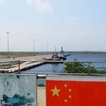 中国がスリランカから99年の租借権を獲得したハンバントタ港