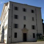 バチカンの敷地内にある「聖ピウス10世予備神学校」(2021年5月25日、バチカンニュースから)
