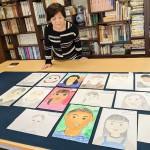 「陽明丸」を描く映画に子供たちの自画像を挿入