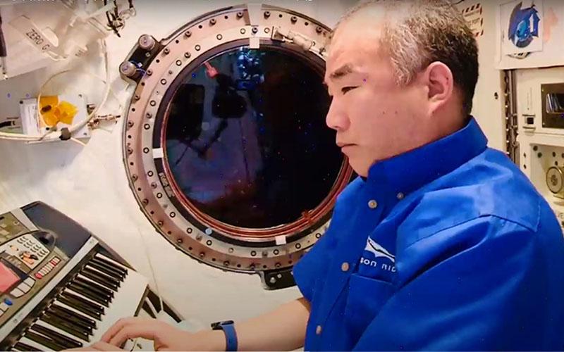 野口聡一さん、ISSでの日常を動画発信80本