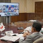 日中韓ASEANが声明、経済回復へ政策総動員