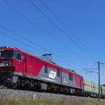 環境意識の高まりでトラック輸送から鉄道へ