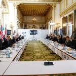 G7外相会議、中国に「重大な懸念」を表明