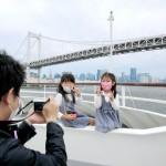 「こどもの日」に東京湾クルーズ「海さんぽ」