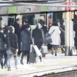 JR東日本、車内混雑できょうの減便を中止
