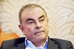 日産自動車前会長カルロス・ゴーン被告=2020年12月、ベイルート(EPA時事)