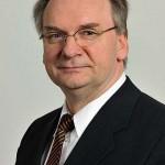 ザクセン・アンハルト州議会選で第1党を守ったCDUのライナー・ハーゼロフ首相(ウィキぺディアから)
