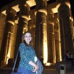 ルクソールにあるルクソール神殿