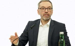 「自由党」の次期党首、ヘルベルト・キックル氏(自由党公式サイトから)