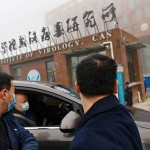 中国・武漢ウイルス研究所=2月3日(AFP時事)