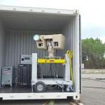 フランスの対ドローン小型レーザーシステム「HELMA―P」(仏軍装備総局=DGA、仏国防省ホームページより)