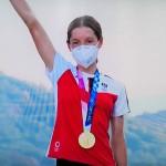 2004年ぶりに金メダルをオーストリアにもたらしたアンナ