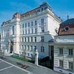 ウィーンの大使館=同大使館のホムペ―ジから
