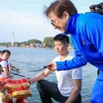 中国共産党に入党したい香港俳優のジャッキー・チェン氏(ジャッキー・チェン氏の公式サイドから)
