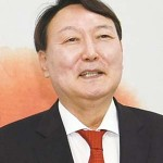 来年の韓国大統領選への出馬を表明した尹錫悅氏(韓国紙セゲイルボ提供)