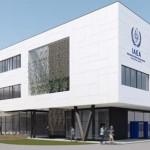 「核テロ対策トレーニングセンター」(完成予想図)IAEA公式サイトから