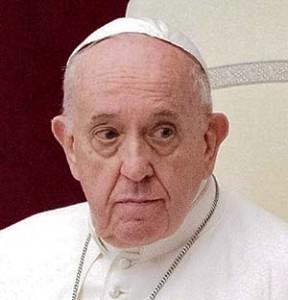 フランシスコ教皇(AFP時事)