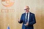 フロイド新事務局長が就任(2021年8月2日、CTBTO公式サイトから)