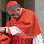 不正財政問題で起訴されたベッチウ枢機卿(バチカンニュース、2020年9月24日から)
