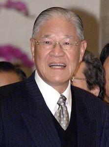 故李登輝元台湾総統(AFP時事)