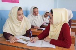 学習するアフガニスタンの女性たち「Afghan Institut of Leraning」(AIL)の公式サイトから