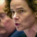 薬物中毒による死者の急増に危機感を示した米国立薬物乱用研究所(NIDA)のノラ・ボルコウ所長(UPI)