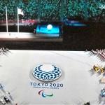 第16回パラリンピック東京大会の開会式(2021年8月24日、オーストリア国営放送の中継から)
