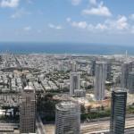 イスラエルのテルアビブの街並み(Wikipediaより)
