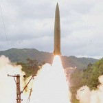 「鉄道機動ミサイル連隊」によるミサイル発射訓練
