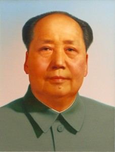 毛沢東氏 ウィキペディアより引用