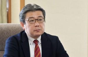 拓殖大学特任教授 濱口和久氏