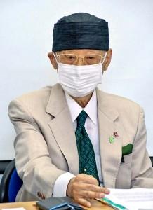大村智博士(2大)