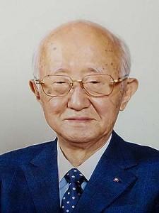 生田神社名誉宮司 加藤 隆久氏