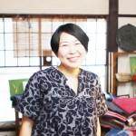 NPO法人「伝統工芸つくも神」代表理事 橋村 舞さん