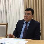 ウズベキスタン副首相 アジズ・アブドハキモフ氏