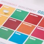 SDGsとは「Sustainable Development Goals(持続可能な開発目標)」の略である。