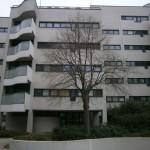 尹氏が住むウィーンのアパートメント(2013年12月13日、撮影)