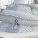 那覇市、「龍柱」の建設計画を中断