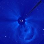 アイソン彗星、太陽に最接近