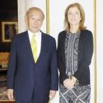 ケネディ駐日米大使、沖縄訪問に意欲
