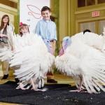 キャラメルとポップコーン、「恩赦」の七面鳥