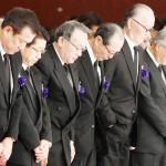 川上哲治さん「お別れの会」、都内で開かれる