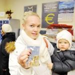ラトビアで来月導入のユーロ硬貨の販売始まる